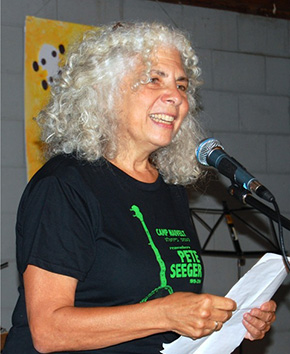 Executive Director: Maxine Hermolin